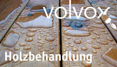 Volvox Holzbehandlung